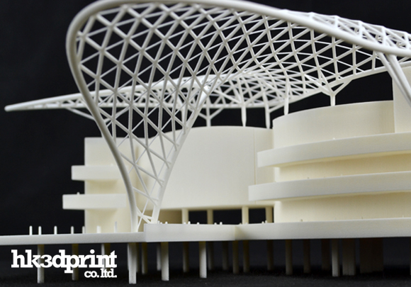 3D printing sky canopy architecture