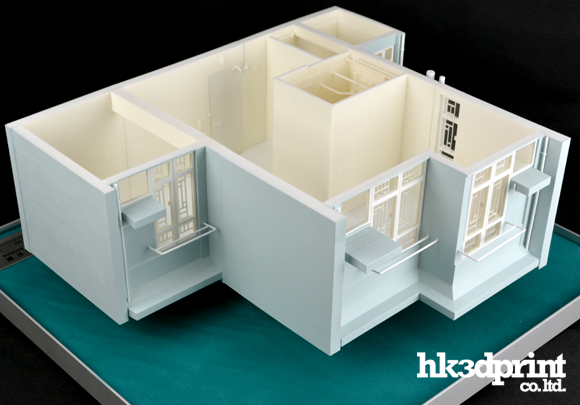 3d printing residential unit apartment