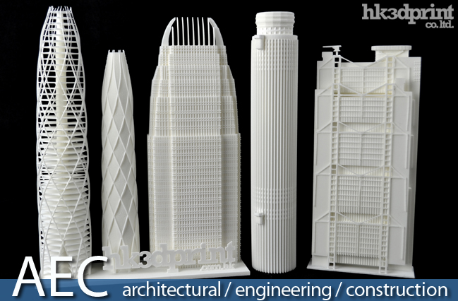 3D Printing For Architectural Engineering and Construction Models